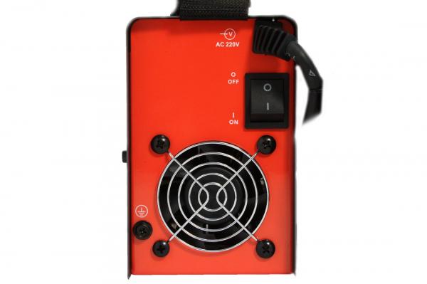 PACHET - Invertor de sudura Almaz AZ-ES001 250A Electrod 1.6-4mm, accesorii incluse + Masca de sudura automata cu cristale 19