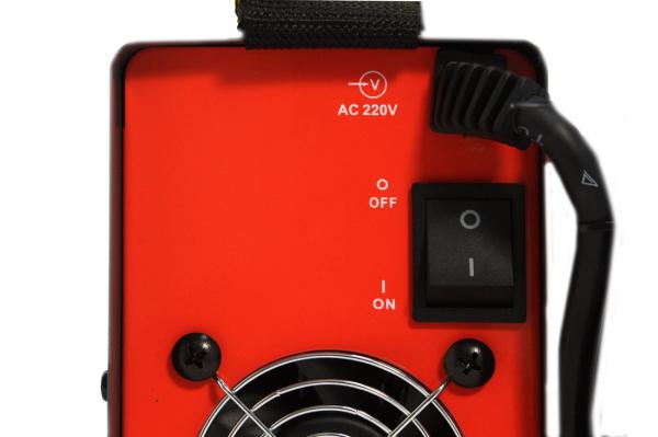 PACHET - Invertor de sudura Almaz AZ-ES001 250A Electrod 1.6-4mm, accesorii incluse + Masca de sudura automata cu cristale 11