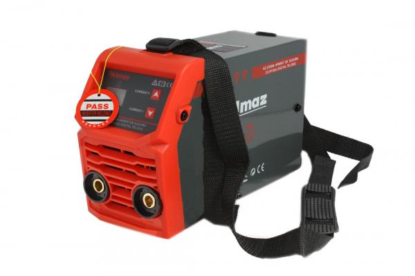 PACHET - Aparat de sudura cu afisaj digital TB-250S + Masca de sudura automata reglabila 4