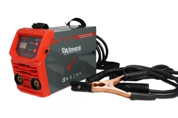 PACHET - Aparat de sudura cu afisaj digital TB-250S + Masca de sudura automata reglabila 2