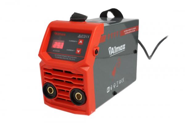 PACHET - Aparat de sudura cu afisaj digital TB-250S + Masca de sudura automata reglabila 12