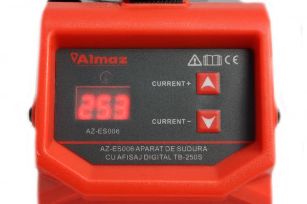 PACHET - Aparat de sudura cu afisaj digital TB-250S + Masca de sudura automata reglabila 3