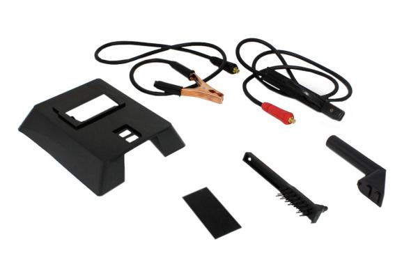 PACHET - Aparat de sudura cu afisaj digital MMA 270A Almaz, toate accesoriile sunt incluse + Masca de sudura automata cu cristale lichide 5