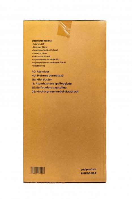 Atomizor Gospodarul Profesionist GP-767-20L, 1.5 CP, 12m 5