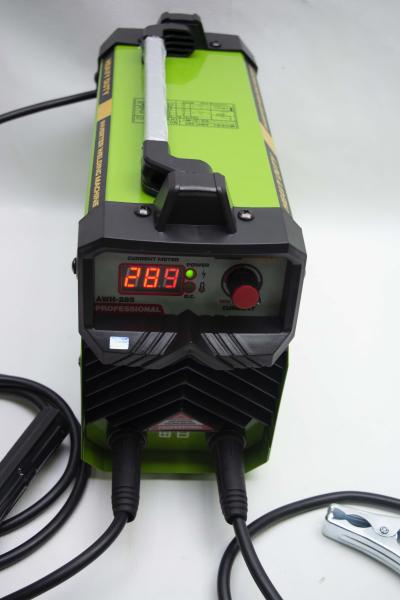 Invertor/Aparat de sudura Procraft Germany 285A, Afisaj digital, Putere 285A, Electrod 1.6-5.0 MM 11