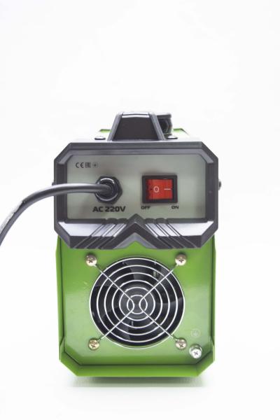 Invertor/Aparat de sudura Procraft Germany 285A, Afisaj digital, Putere 285A, Electrod 1.6-5.0 MM 8