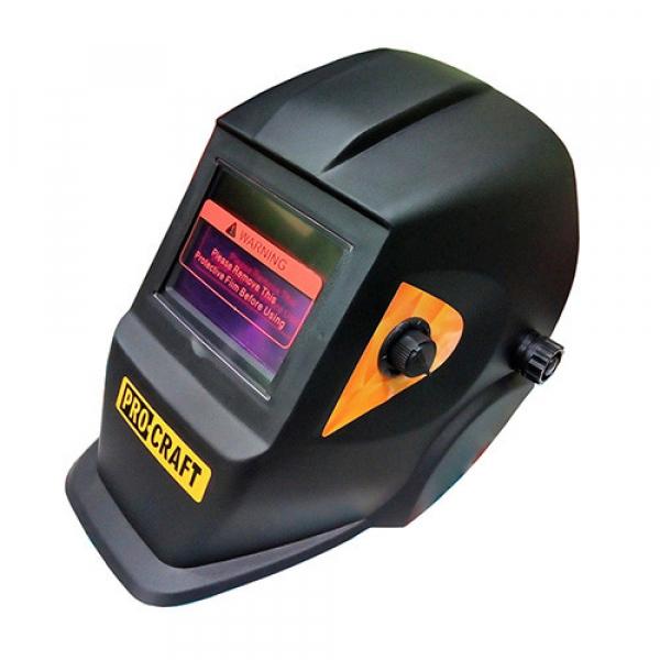 Invertor/Aparat de sudura Procraft Germany 285A, Afisaj digital, Putere 285A, Electrod 1.6-5.0 MM + Masca Sudura ProCraft SHP90-30 Automata 4