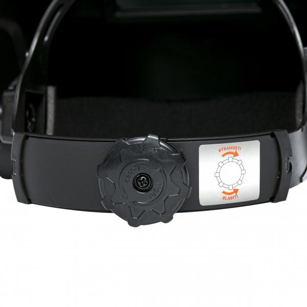PACHET - Invertor de sudura Almaz AZ-ES001 250A Electrod 1.6-4mm, accesorii incluse + Masca de sudura automata cu cristale 9