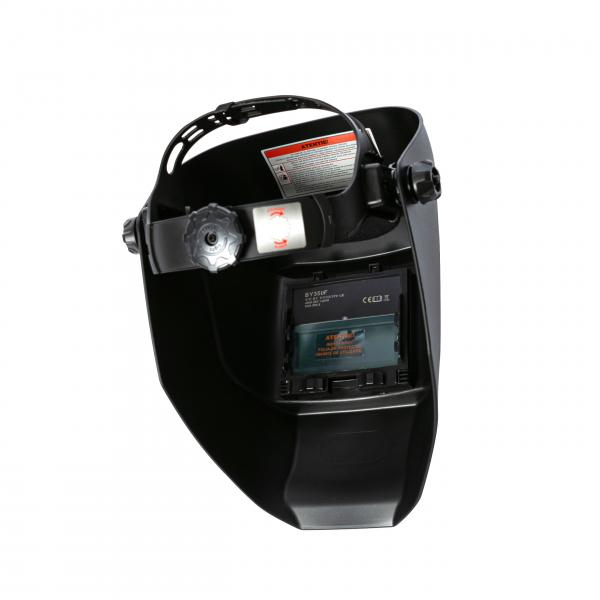PACHET - Invertor de sudura Almaz AZ-ES001 250A Electrod 1.6-4mm, accesorii incluse + Masca de sudura automata cu cristale 6
