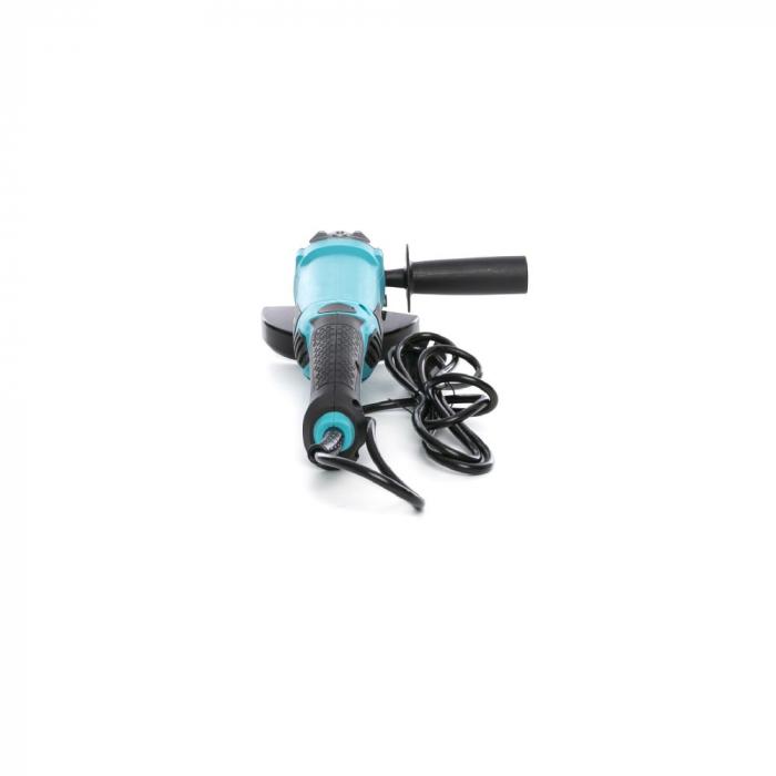 Invertor de sudura Almaz 300A, Profesional, AZ-ES012 + Polizor unghiular - 125mm - 1200W, 11000Rpm, DeToolz DZ-SE114 12