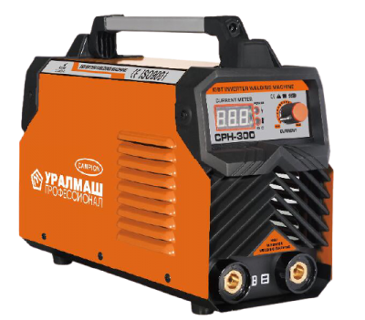 Invertor de sudura Campion CPH 300, MMA 300A, electrozi 1,6 - 4mm 0