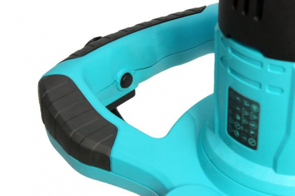 Malaxor amestecator vopsea/mortar 1300W, mixer inclus, lumina led, 2 viteze 5