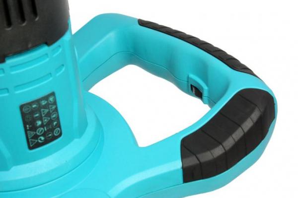 Malaxor amestecator vopsea/mortar 1300W, mixer inclus, lumina led, 2 viteze 6