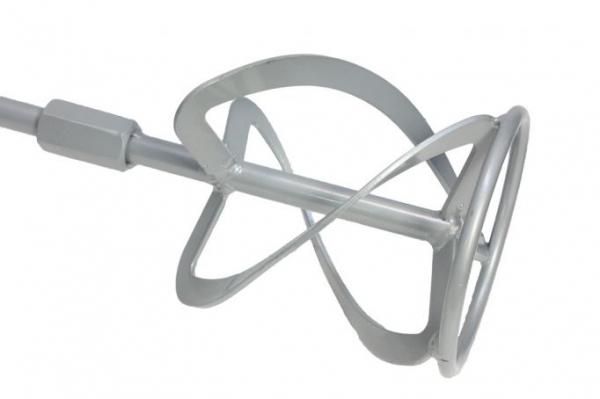Malaxor amestecator vopsea/mortar 1300W, mixer inclus, lumina led, 2 viteze 8
