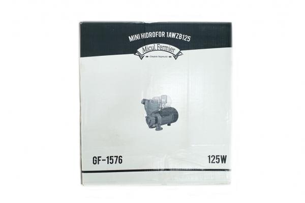Minihidrofor, debit 2m3/ora, inaltime 22m, 125W 2