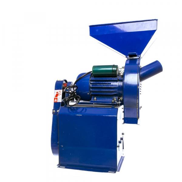 Moara electrica cu ciocanele nr. 8 3in1 Micul Fermier 500 kg/h 2.5kw 8