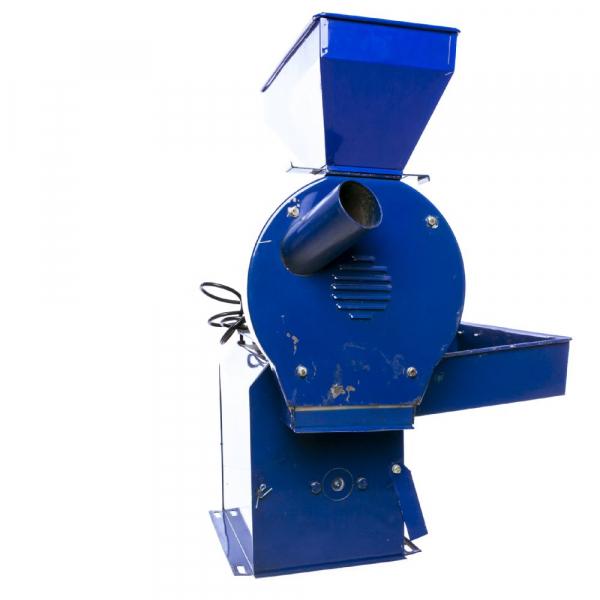 Moara electrica cu ciocanele nr. 8 3in1 Micul Fermier 500 kg/h 2.5kw 11
