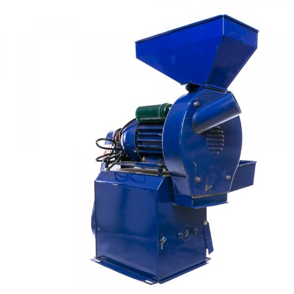 Moara electrica cu ciocanele nr. 8 3in1 Micul Fermier 500 kg/h 2.5kw 0