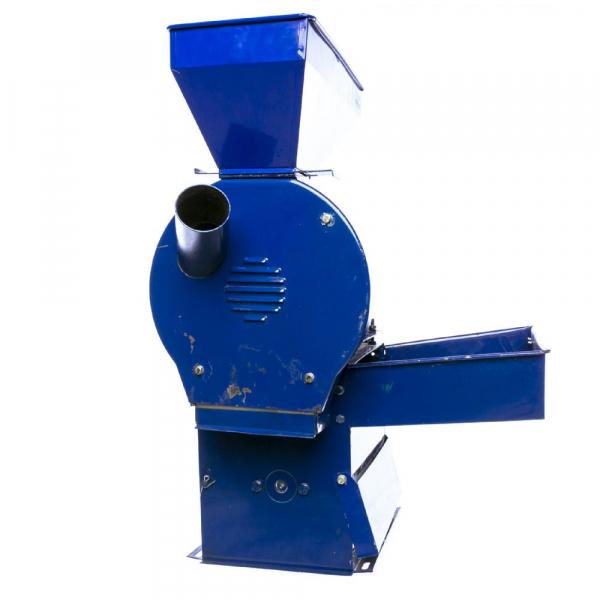 Moara electrica cu ciocanele nr. 8 3in1 Micul Fermier 500 kg/h 2.5kw 13