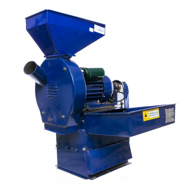 Moara electrica cu ciocanele nr. 8 3in1 Micul Fermier 500 kg/h 2.5kw 15