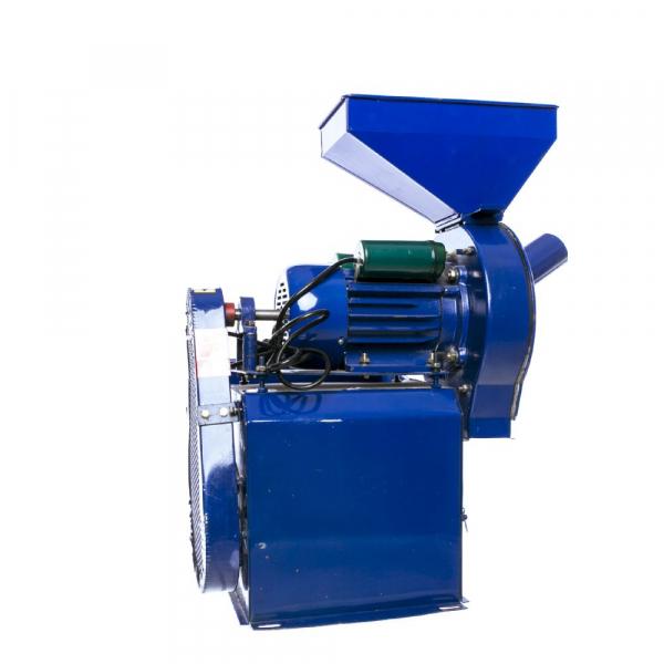Moara electrica cu ciocanele nr. 8 3in1 Micul Fermier 500 kg/h 2.5kw 6