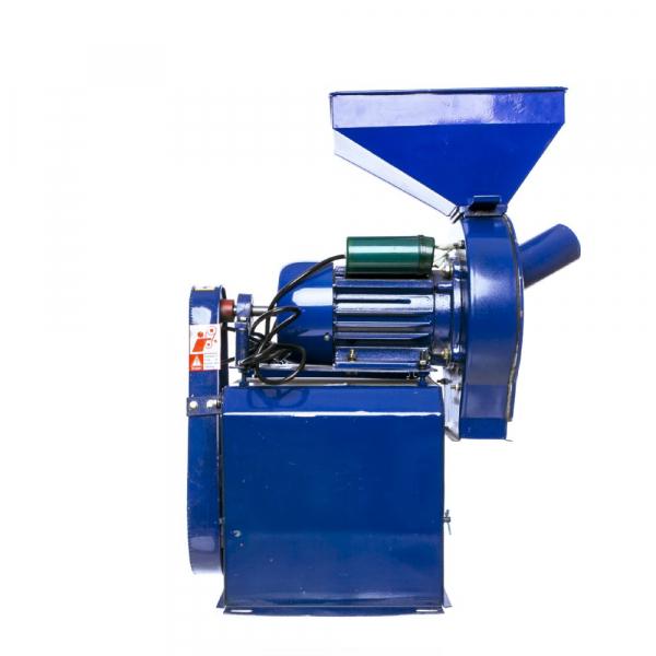 Moara electrica cu ciocanele nr. 8 3in1 Micul Fermier 500 kg/h 2.5kw 7
