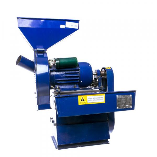 Moara electrica cu ciocanele nr. 8 3in1 Micul Fermier 500 kg/h 2.5kw 17