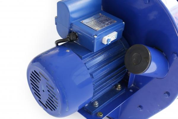 Moara electrica de uruiala boabe si stiuleti Micul Fermier Nr. 5 - 3KW 500-600Kg/ora [4]