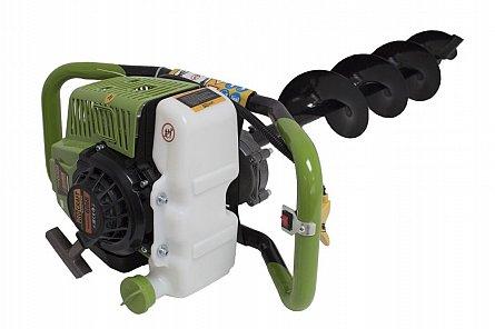 Motoburghiu pamant PROCRAFT GD68, 3.0 CP, 9000 rpm + Burghiu 150x800 mm 1