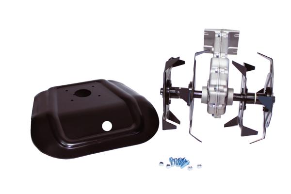 Motocoasa CRAFTEC PRO 5.6CP, 9000 Rpm, 4 accesorii + Cultivator compatibil cu tija 28 mm si 9 caneluri 3