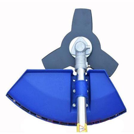 Motocoasa de umar Baikal, 5.5 CP, 10000 RPM, cu 7 accesorii, 3 moduri de taiere [5]