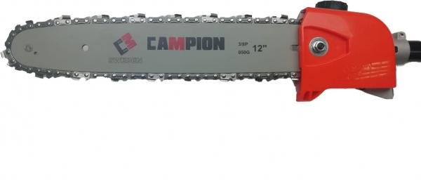 Motocoasa MOGILEV M5500, 7 CP, 56CC + 4 sisteme de taiere + Dispozitiv drujba de taiat crengi la inaltime 9