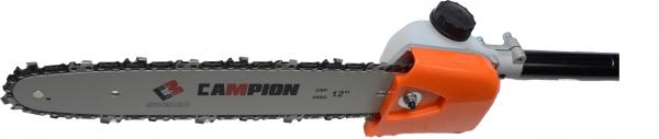 Motocoasa Campion GT-4500 6 CP, cu 5 accesorii si 3 tipuri de taiere, cu 7 accesorii + Accesoriu drujba de taiat la inaltime 11