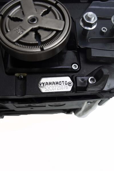 Motofierastrau (drujba) pe benzina, Yamamoto JAPONIA CS-4552, 6.5 CP, lama de 45 cm 12