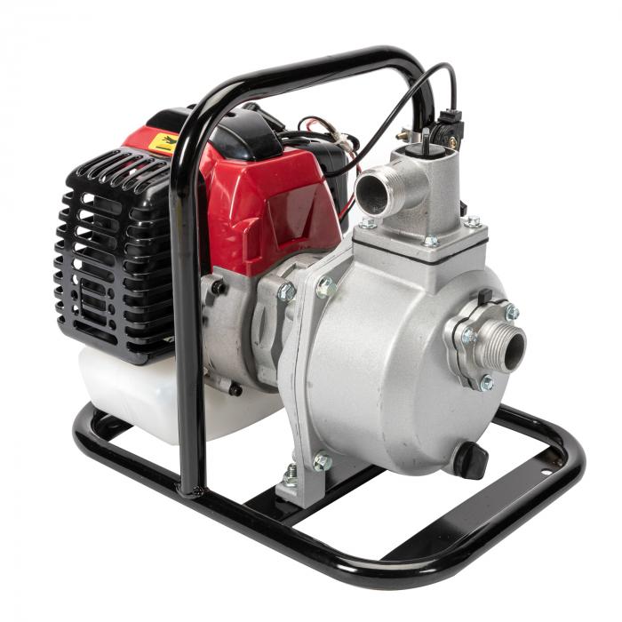 Motopompa pentru Apa, Motor 2 Timpi, 1 TOL, 8m3, 2CP Micul Fermier 11