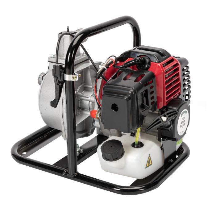 Motopompa pentru Apa, Motor 2 Timpi, 1 TOL, 8m3, 2CP Micul Fermier 0