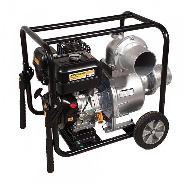 Motopompa Progarden PB60, benzina, 6 TOLI, debit 95m3/h 1