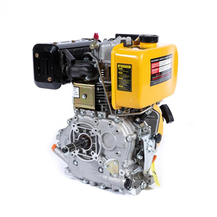 Motor DIESEL 7CP, Diametru AX20 mm, Rotatii / Min 3000 rpm 2