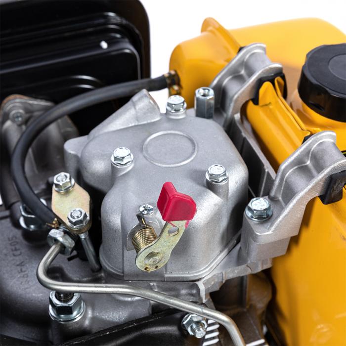 Motor DIESEL 7CP, Diametru AX20 mm, Rotatii / Min 3000 rpm 4
