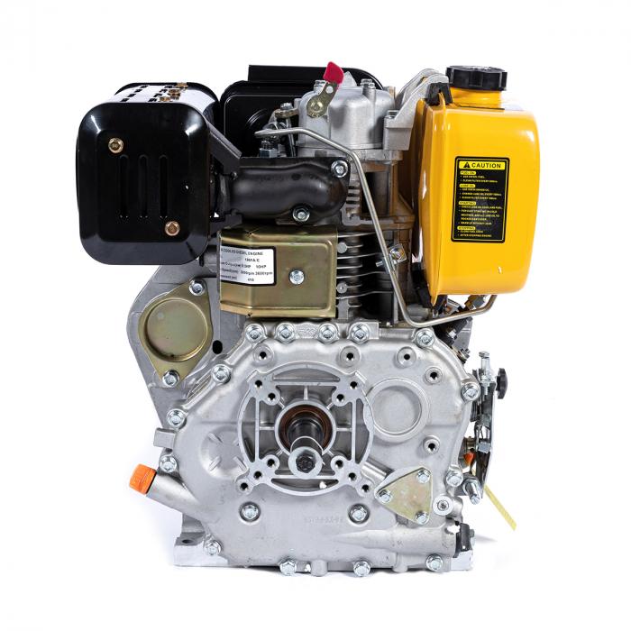 Motor DIESEL 7CP, Diametru AX20 mm, Rotatii / Min 3000 rpm 3