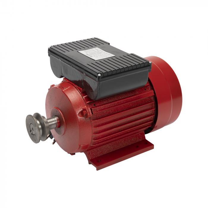 Motor electric monofazat 2.5 kw 3000rpm bobinaj 100% cupru TROIAN ROSU 0