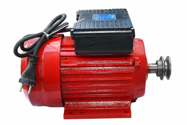 Motor electric monofazat 3.0 kw 3000rpm bobinaj 100% cupru TROIAN ROSU [1]