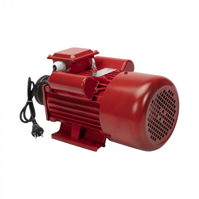 Motor Electric Monofazat 4KW 3000RPM , Troian, Cupru, Monofazic [4]