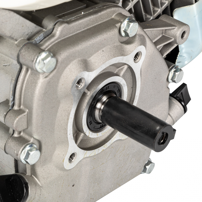 Motor pe benzina Micul Fermier 6.5 Cp, 4 timpi, OHV, ax pana 19 mm 5