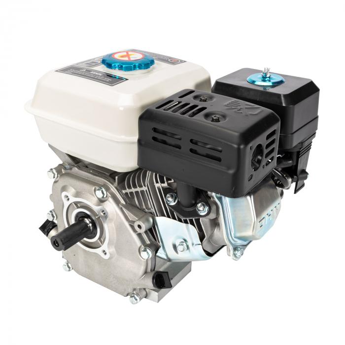 Motor pe benzina Micul Fermier 6.5 Cp, 4 timpi, OHV, ax pana 19 mm 3