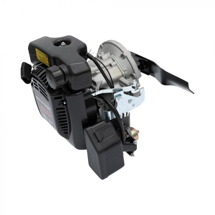 Motor pe benzina OHV 4 timpi uz general , 4.5 CP, AX vertical, motosapa [6]