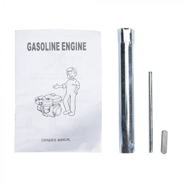 Motor pe benzina, putere 13 CP, CC 389, motor in 4 Timpi [6]