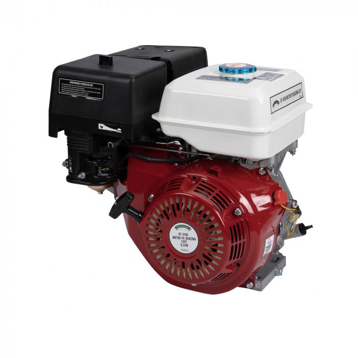 Motor pe benzina, putere 13 CP, CC 389, motor in 4 Timpi [0]