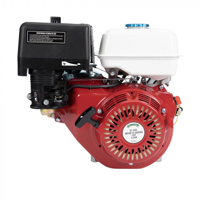 Motor pe benzina, putere 13 CP, CC 389, motor in 4 Timpi [2]