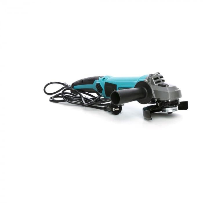 Polizor unghiular - 125mm - 1200W, 11000Rpm, DeToolz 15
